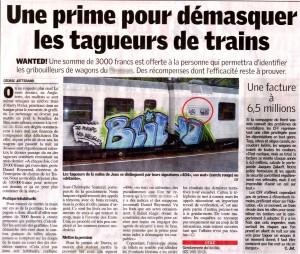 Article Graffiti Suisse