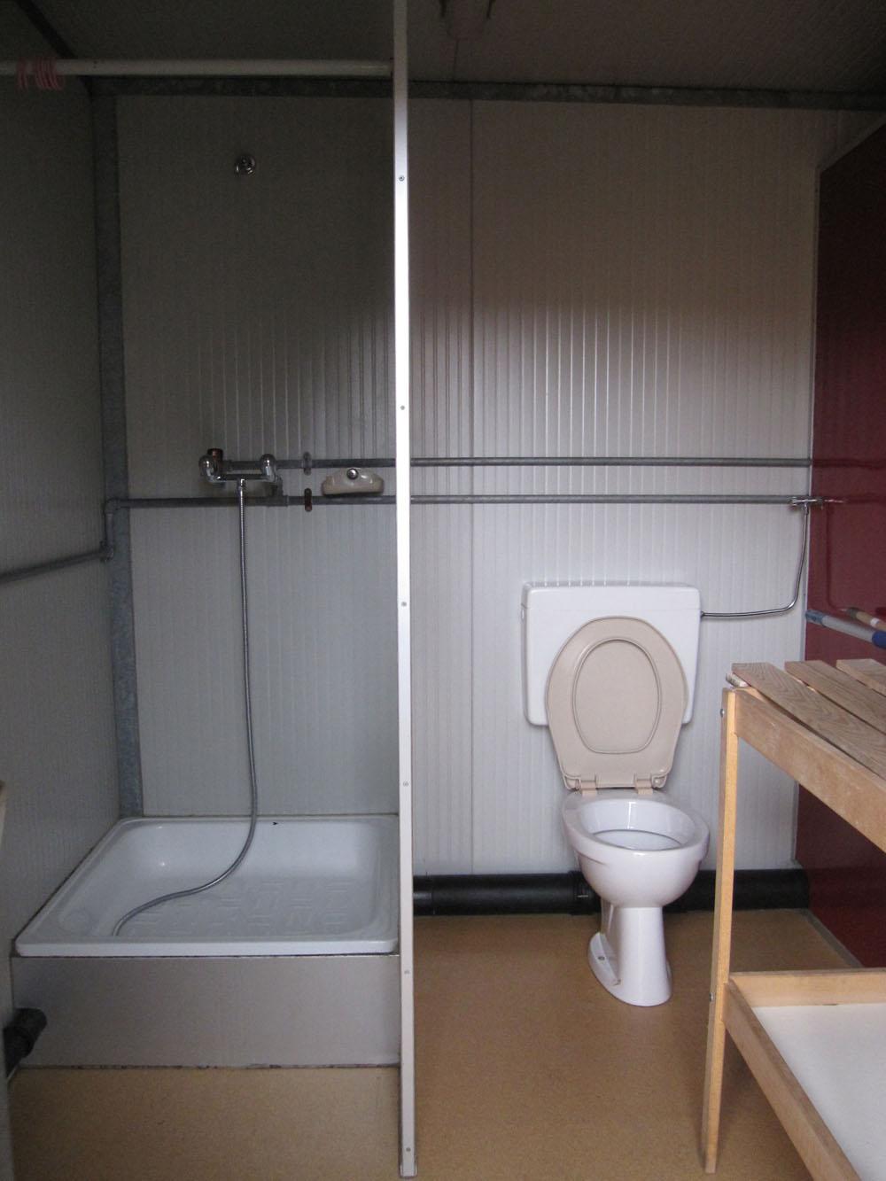 avant graffiti deco toilettes douche - Decoration Douche Et Toilette