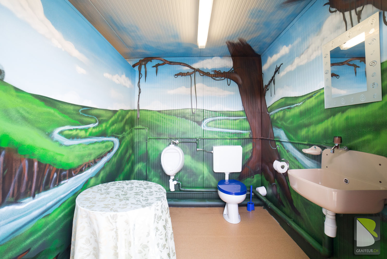 Accessoire Salle De Bain Jungle ~ salle de bain jungle objet deco salle de bain gnialdco la salle de