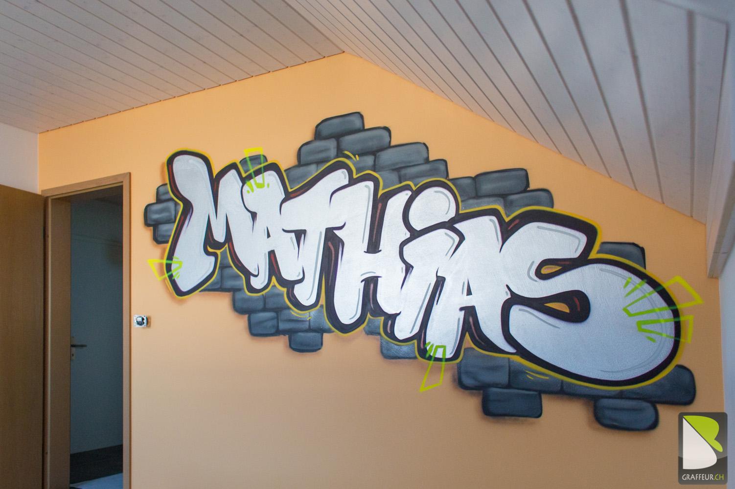 Peinture Tag Pour Chambre chambre tag-graff en suisse