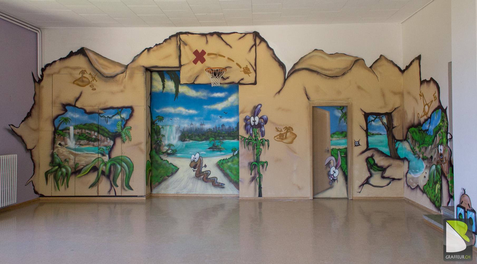 Décor Salle De Jeux décor enfant vallée de joux