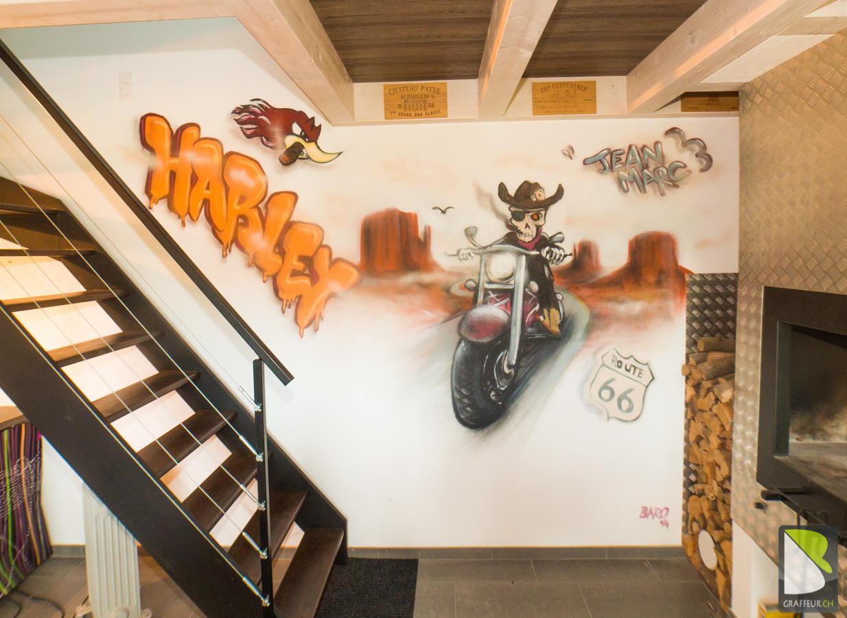 Grandrun  Grand run  voyage moto en Harley Davidson en France